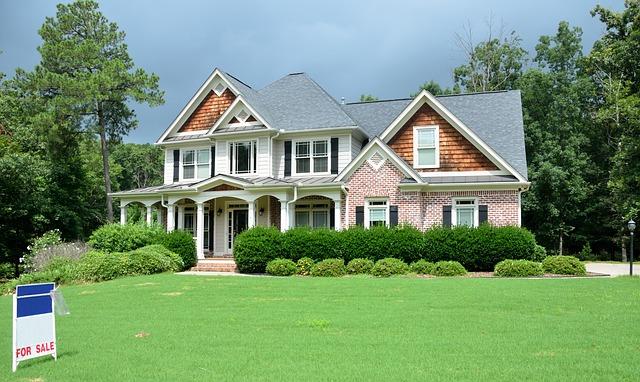 dům v zeleni na prodej