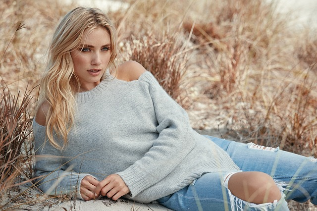 módní svetr