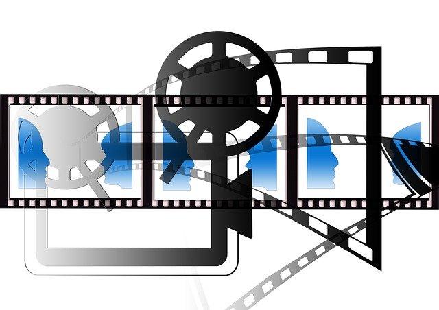 promítačka filmů