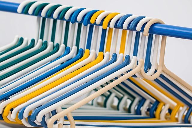 ramínka na oblečení