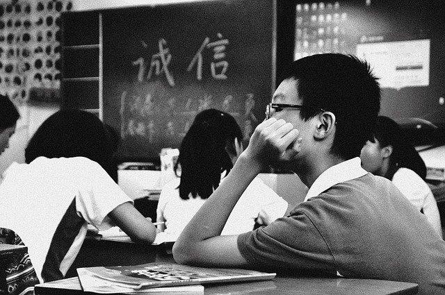 znuděný studenti