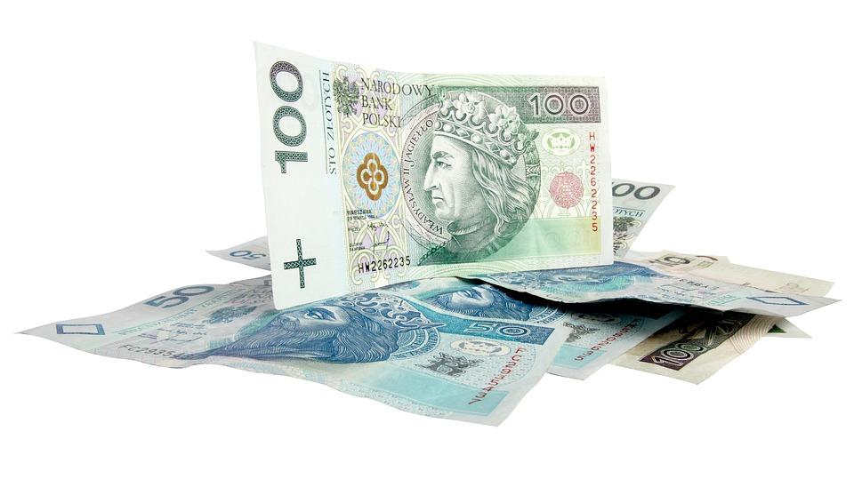 polská měna